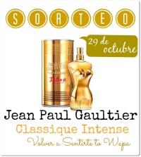 Sorteo JP Gaultier Classique