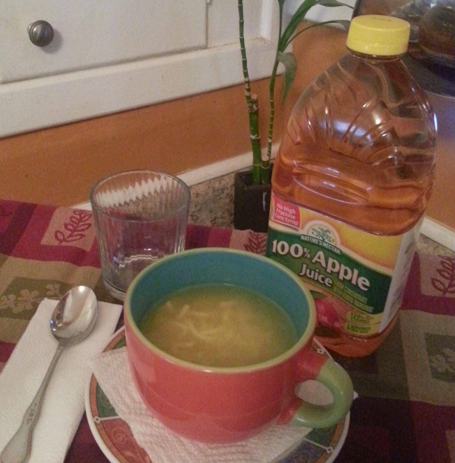 Soup vs Virus   Navigating Hectivity by Micki Bare