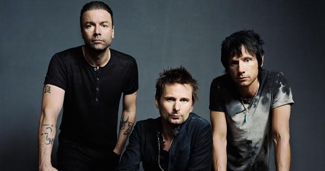 Muse revela nuevas fechas de su gira.
