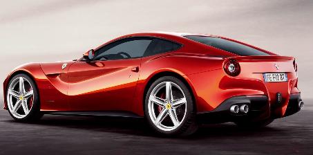 Ferrari F12 Berlinetta Price Canada