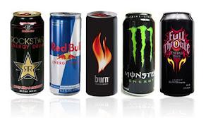 Los peligros del consumo de bebidas energéticas