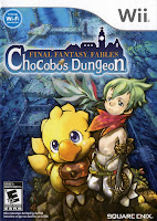 Final Fantasy Fables: Chocobo's Dungeon – Wii