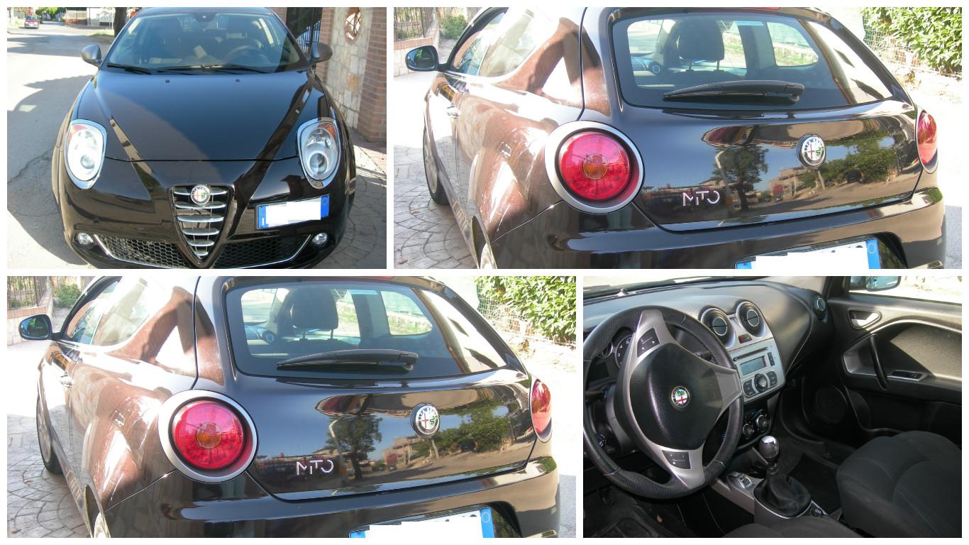 Alfa Romeo MiTo 1.4 M.Air 105 CV Modello Distinctive Full  Anno 2011