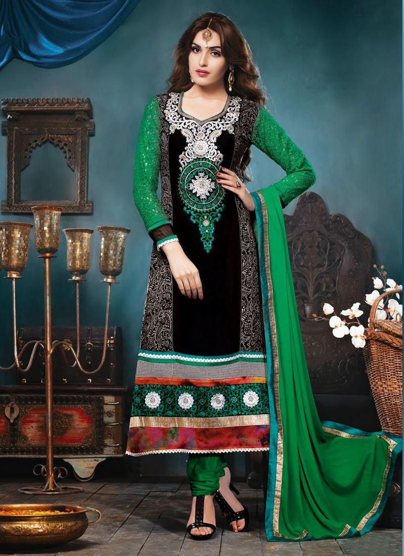New fashion in salwar suits 47