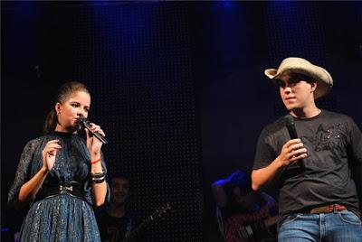 Agenda Show - Maria Cecília e Rodolfo - Setembro