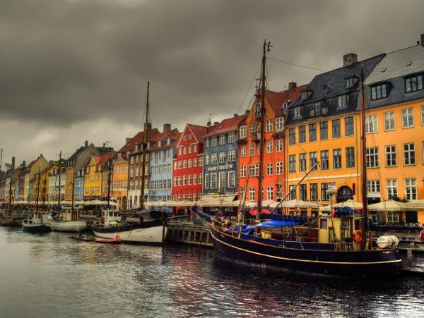 Wakacje Kopenhaga
