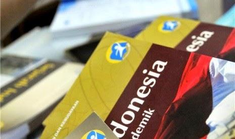 Buku Pelajaran Bahasa Indonesia