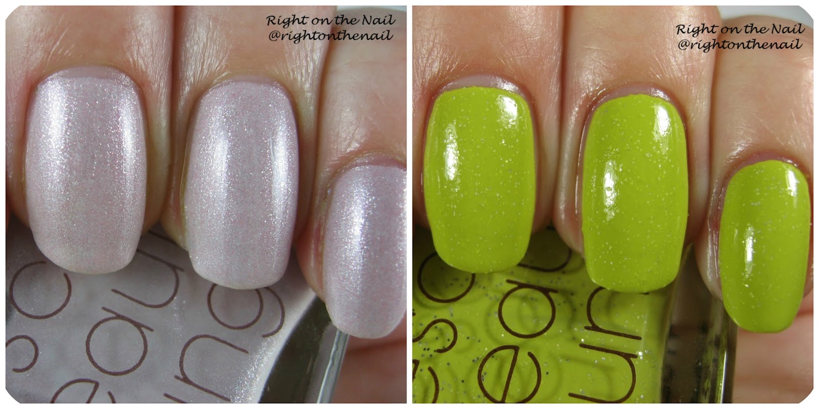Right on the Nail: Right on the Nail ~ Rescue Beauty Lounge Nail ...