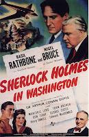 Portada Sherlock Holmes en Washington