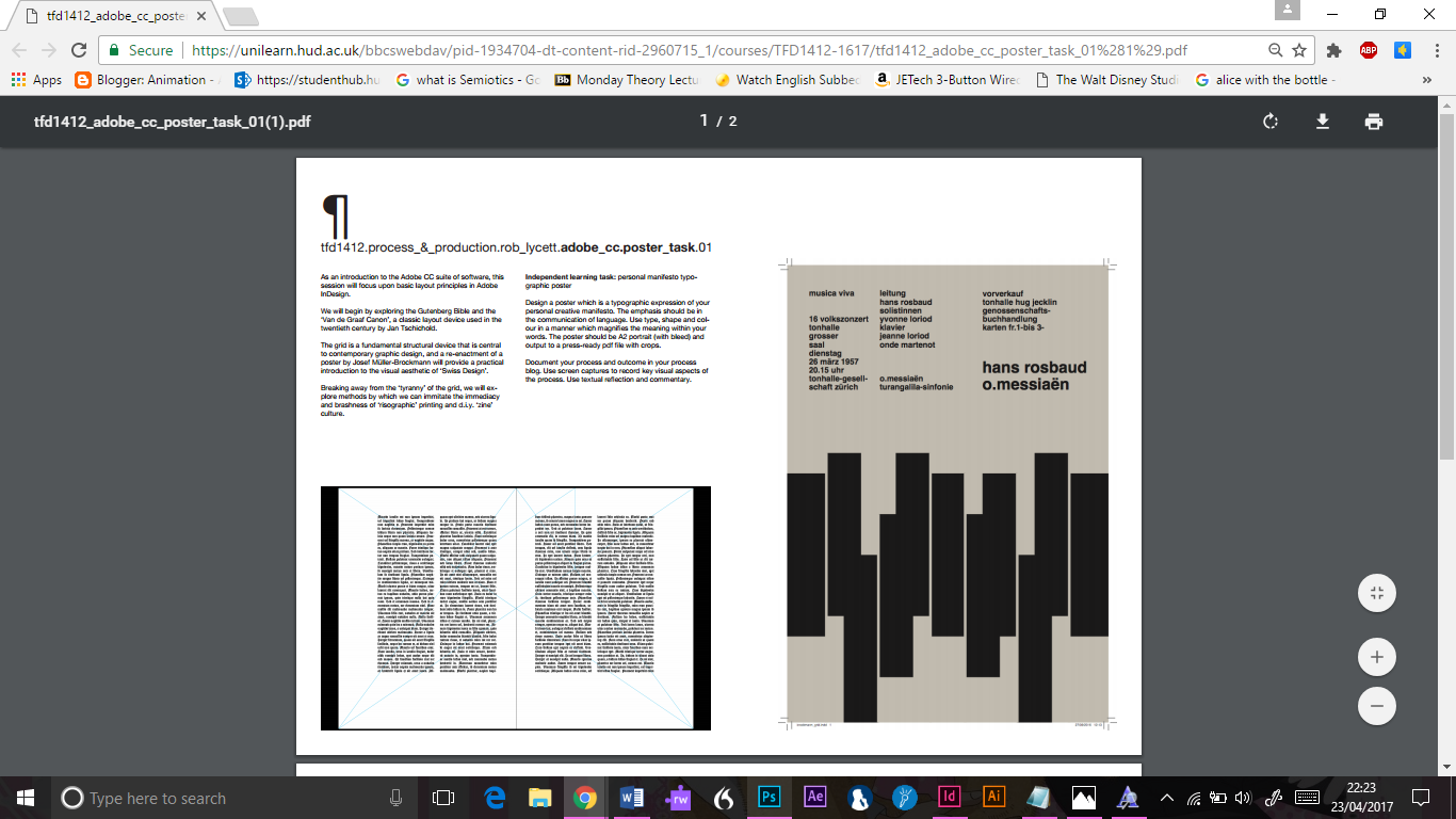 Adobe indesign poster templates