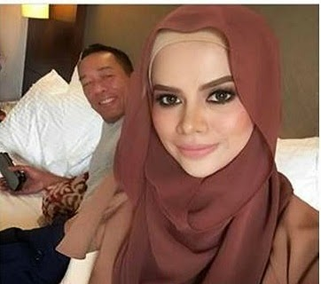 TERBARU Alyah Nafikan Ramli MS Kahwin Lain Terlebih emosi katanya