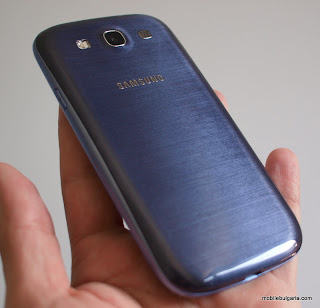 Samsung, Galaxy S III Pebble Blue