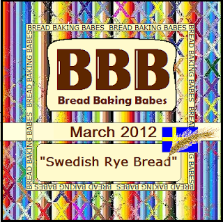 Swedish Rye Bread