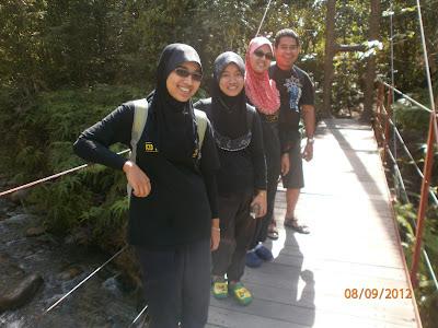 One Thousand Words Air Terjun Sungai Chiling Sanctuary