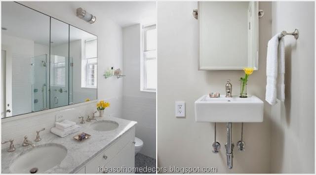 modern bathroom mirrors medicine cabinets with lights