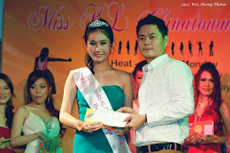 Miss KL Chinatown 2012