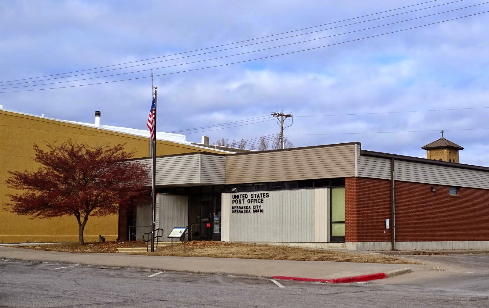 post office Nebraska City