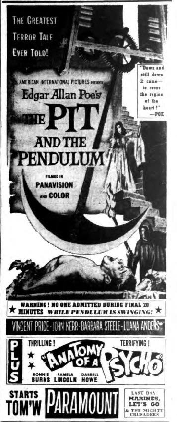 the pit and the pendulum advertisement The pit is the 12th it is also a reference to edgar allen poe's short story the pit and the pendulum characters young justice wiki is a fandom tv.
