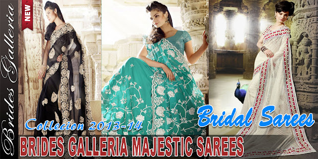 Brides Galleria Superb Party Sarees Collection 2013