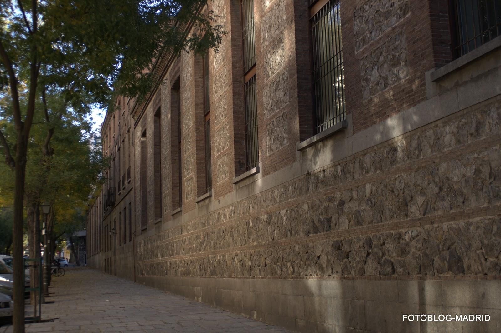 Fotoblog madrid real fabrica de tapices - Tapiceros madrid ...
