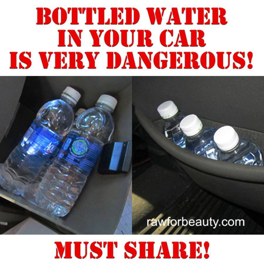 dangers of plastic bottles Read how the false email and television claim that freezing water in plastic  bottles increases a person's risk of developing cancer is debunked.
