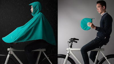 Boncho cover for body for bike