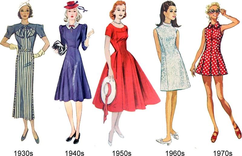 1980 fashion dresses