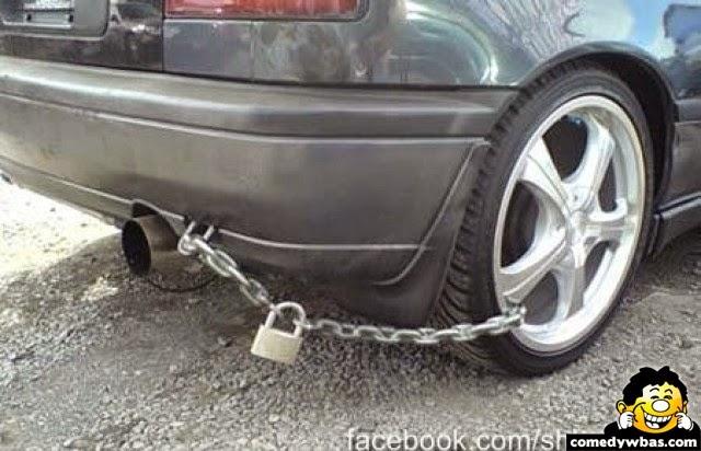 أغرب حيلة في سرقة السيارات احذروا سرقة السيارات بهذه الطريقة العبقرية cars theft