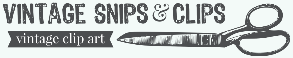 Vintage Snips and Clips