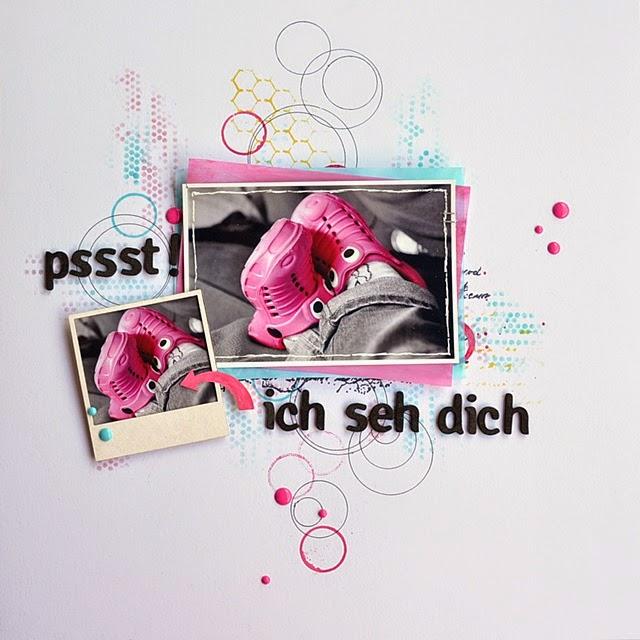 Die Mittwochs-Challenge von www.danipeuss.de
