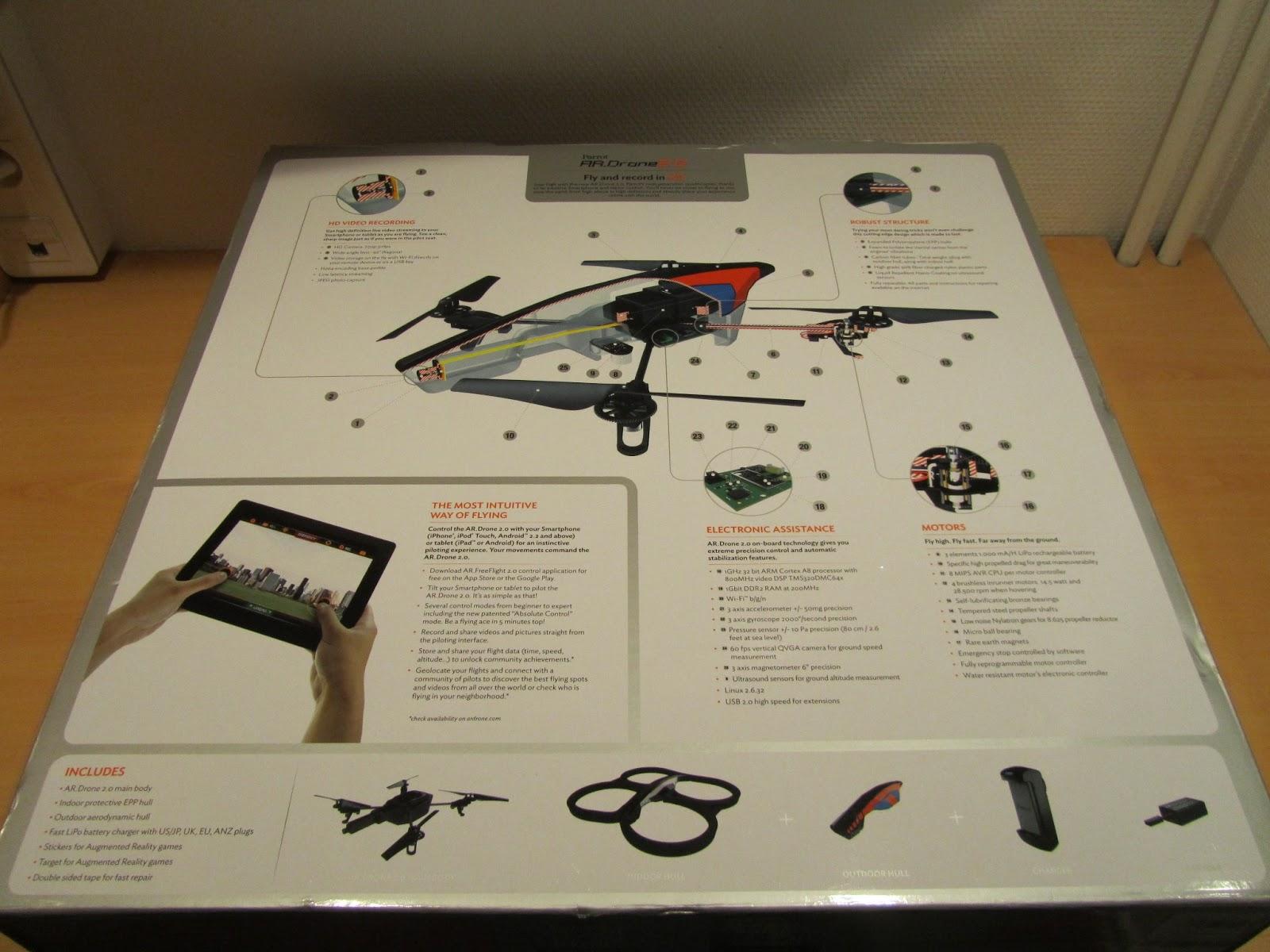 AR Drone 20