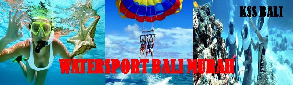 KSS Watersport Murah Paket Promo Tanjung Benoa, Nusa Dua, Bali, Indonesia
