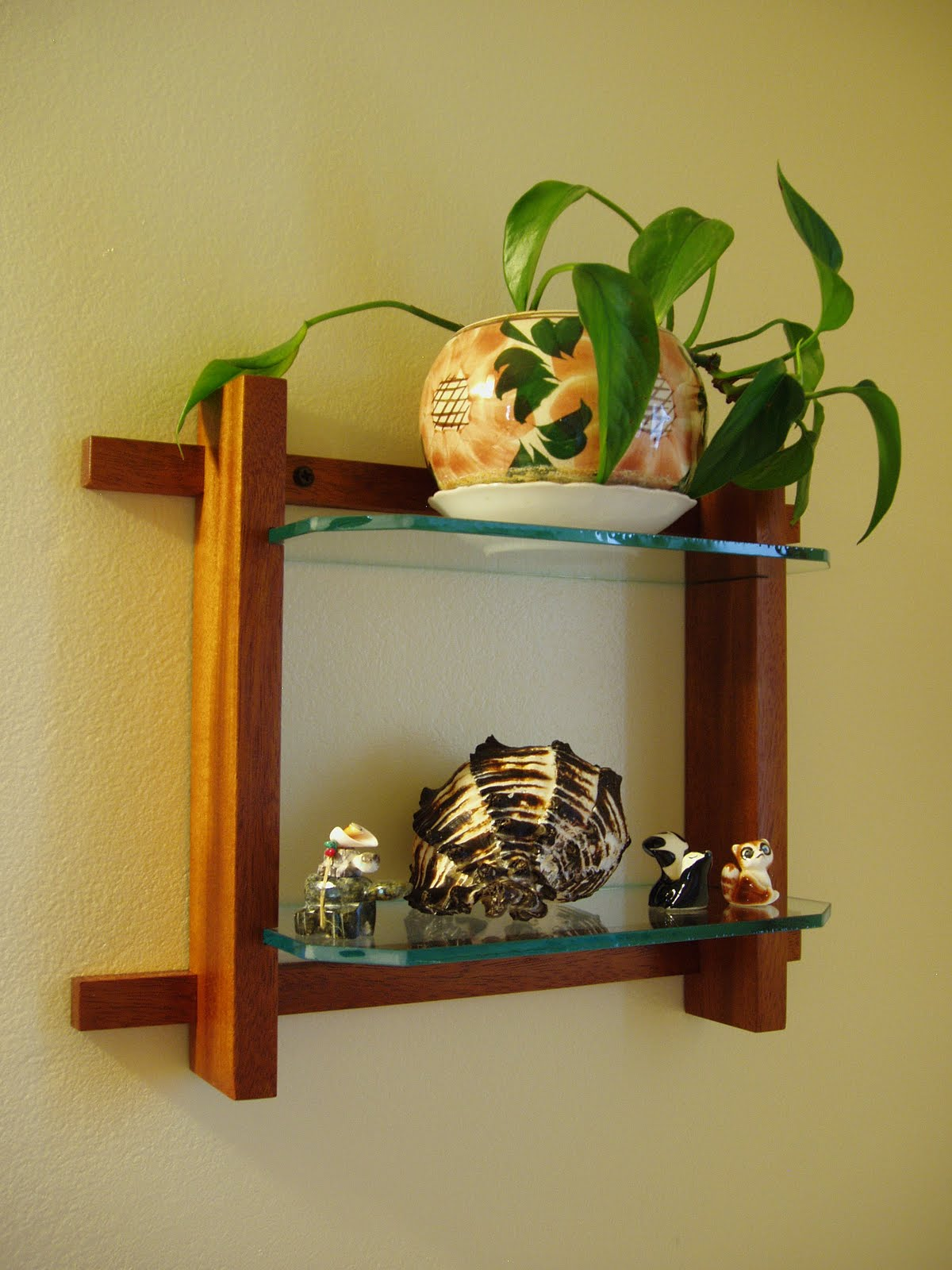 Flying Circus Studios Kurt J Meyers Small Shelf Unit
