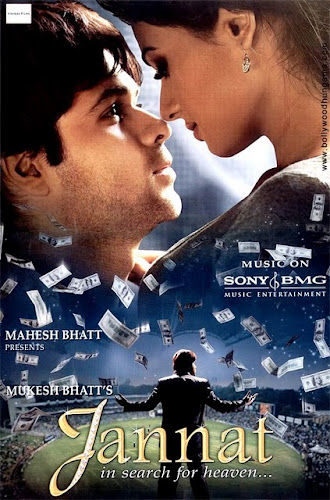 Jannat (2008) Movie Poster