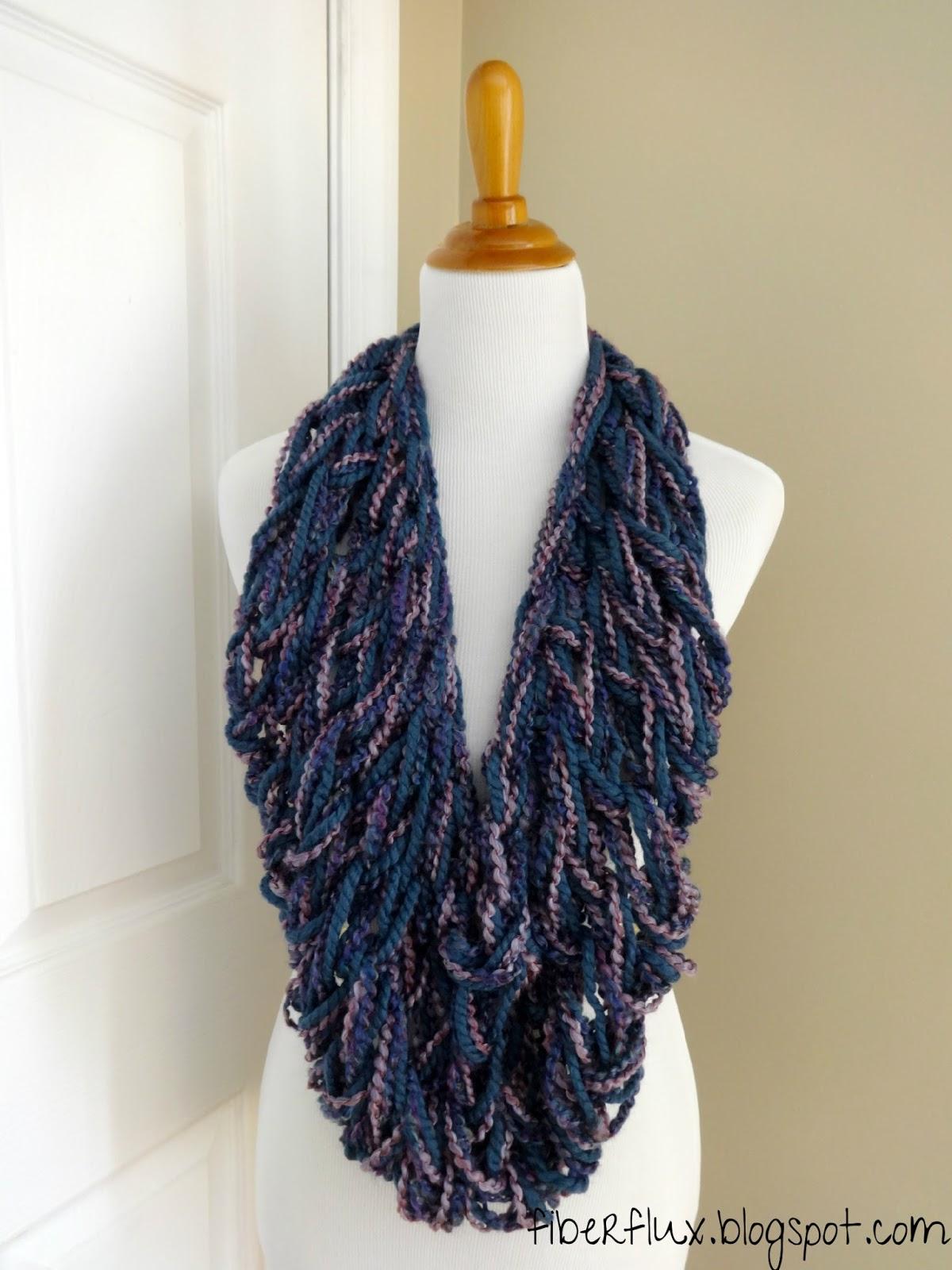 Fiber Flux: Free Knitting Pattern...Arm Knit Button Wrap!