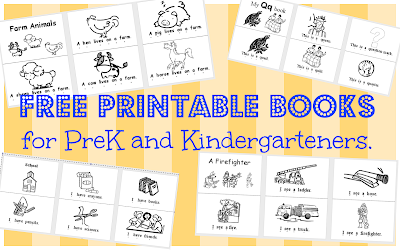 (PK words sight K) printable kindergarten  BOOKS books Printable