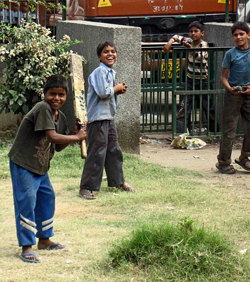 Kids Laughing And Playing Poor Kids Playing And Laughing