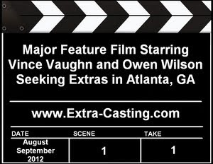 The Interns Extras Casting Call