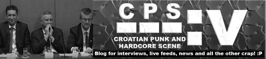 Croatian PUNK/HC scene - Hrvatska PUNK/HC scena