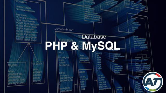 Cara Membuat Database MySQL Dengan Script PHP