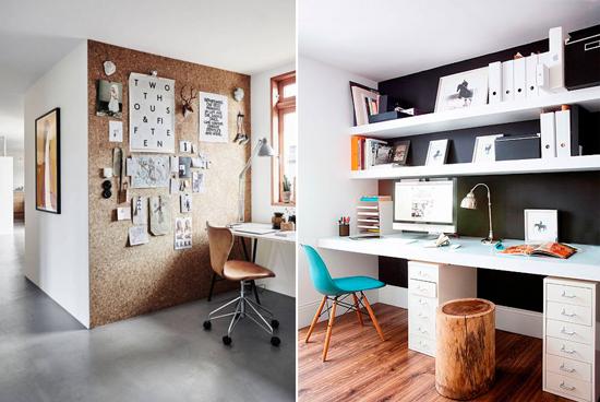 Blog de mbar muebles consejos para montar y decorar tu - Muebles oficina en casa ...