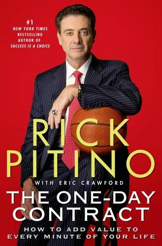 Books in my collection: The One-Day Contract by Rick Pitino