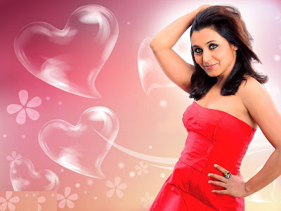 Hd Wallpaper Rani Mukherjee