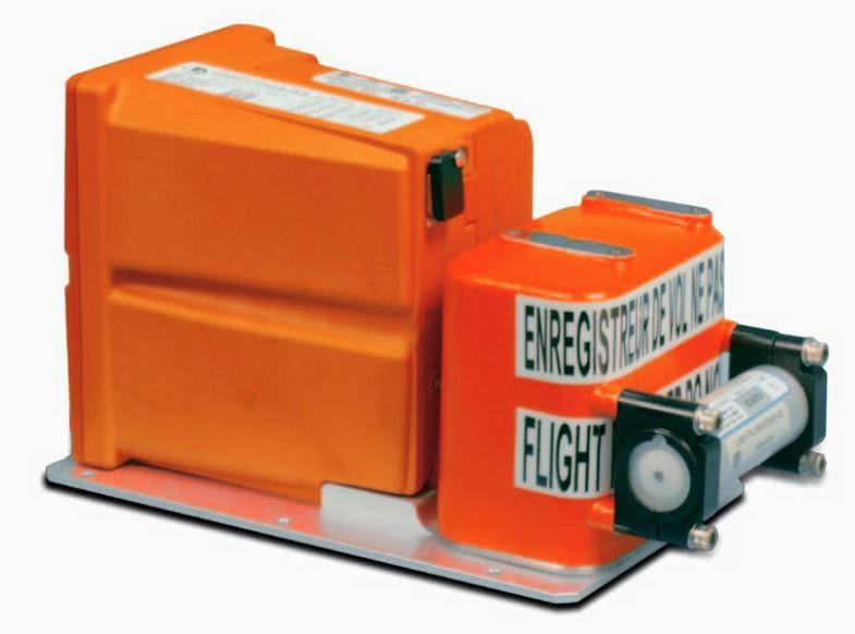 FA5001 - твердотельный, кабинный регистратор переговоров и данных (CVDR)