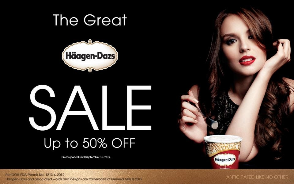 the amazing success of haagen dazs in Here at the impulsive buy, new ice cream products tend to receive very positive reviews häagen-dazs flavors, in particular, have never received lower.