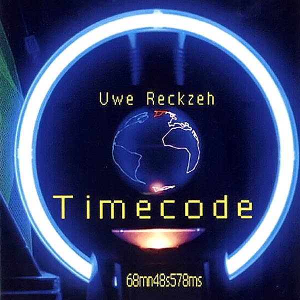 Uwe Reckzeh - Timecode (couverture originale) / source : discogs.com