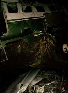 Governor Suntai Of Taraba In Plane Crash