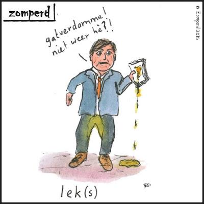 Zomperd - Lekken Willem Alexander