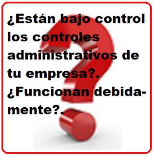 La empresa debe garantizar la ejecutoria de todos sus procedimientos de control____Jpg