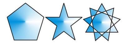 Polygon bintang